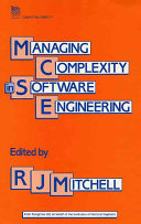 Managing Complexity in Software Engineering