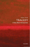 Tragedy  A Very Short Introduction