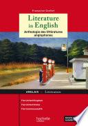 Anthologie de la Litt  rature Anglophone