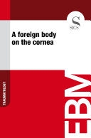 Pdf A foreign body on the cornea