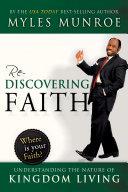 Rediscovering Faith Book