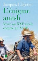L'énigme amish ebook