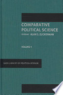 Comparative Political Science