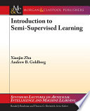 Introduction to Semi Supervised Learning Book