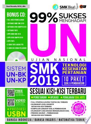 Download 99% Sukses Menghadapi UN SMK TKP 2019 Free Books - manybooks-pdf