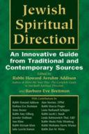 Jewish Spiritual Direction