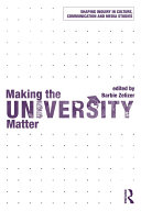 Pdf Making the University Matter Telecharger