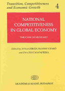 National Competitiveness in Global Economy