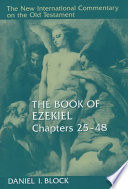 The Book of Ezekiel  Chapters 25 48