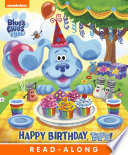 Happy Birthday  Blue   Blue s Clues and You
