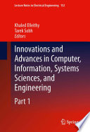 Innovations And Advances In Computer Information Systems Sciences And Engineering Book PDF