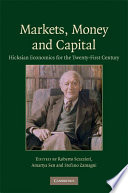 Markets Money And Capital Book PDF