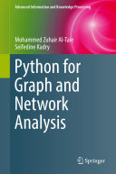 Pdf Python for Graph and Network Analysis Telecharger