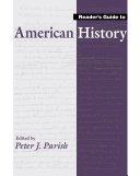 Reader's Guide to American History Pdf