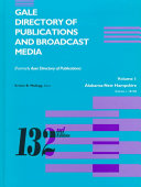 Gale Directory of Publication and Broadcasting Media