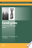 Cereal Grains Book