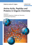 Pdf Amino Acids, Peptides and Proteins in Organic Chemistry, Protection Reactions, Medicinal Chemistry, Combinatorial Synthesis Telecharger