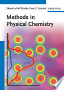 Methods in Physical Chemistry  2 Volume Set