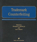 Trademark Counterfeiting
