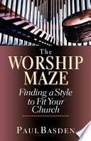 The Worship Maze Book