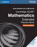 Books - New Cambridge Igcse� Mathematics Extended Practice Book | ISBN 9781108437219