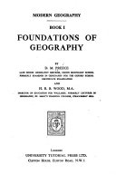 Modern Geography Foundations Of Geography