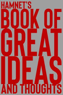 Hamnet s Book of Great Ideas and Thoughts