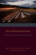 Pdf Eco-Deconstruction Telecharger
