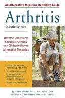 An Alternative Medicine Guide to Arthritis