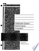 Distribution System Performance Evaluation