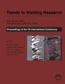 Trends In Welding Research