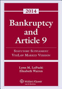 Bankruptcy Article 9 Statutory Supplement