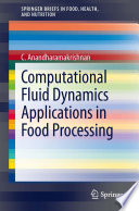 Computational Fluid Dynamics Applications In Food Processing Book PDF