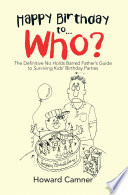 Happy Birthday to       Who  Book