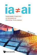 Investment Analytics In The Dawn Of Artificial Intelligence