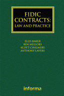 FIDIC Contracts: Law and Practice [Pdf/ePub] eBook