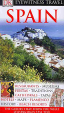 image of book cover of Spain travel guide
