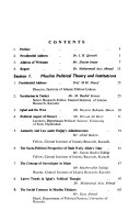 Proceedings Of The All Pakistan Political Science Conference