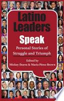Latino Leaders Speak
