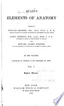 Quain S Elements Of Anatomy Book PDF