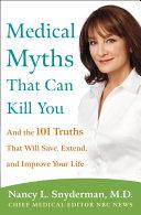 Medical Myths That Can Kill You Pdf/ePub eBook