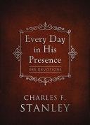 Every Day in His Presence [Pdf/ePub] eBook