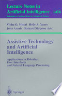 Assistive Technology And Artificial Intelligence Book PDF