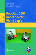 RoboCup 2001  Robot Soccer World Cup V Book