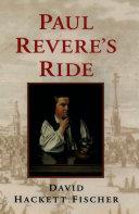 Paul Revere's Ride [Pdf/ePub] eBook