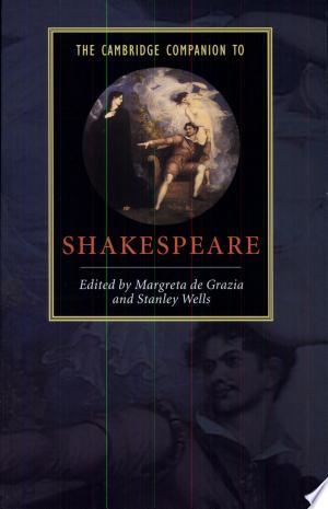 Download The Cambridge Companion to Shakespeare Free PDF Books - Free PDF