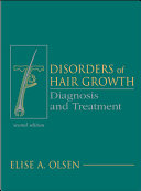 Disorders of Hair Growth Book