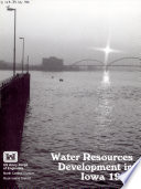 Water Resources Development In Iowa By The Us Army Corps Of Engineers