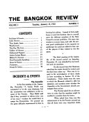 Bangkok Review
