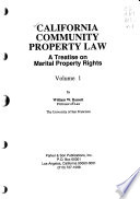 California Community Property Law